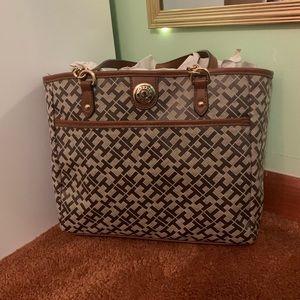 Brown Tommy Hilfiger Bag